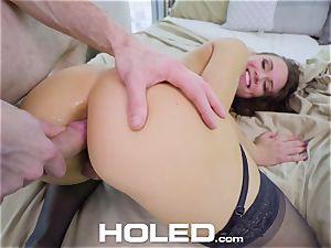 Deep ass fucking with fantastic undergarments stunner Aidra Fox