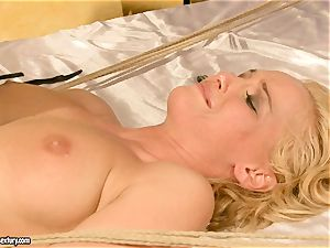 super hot Kathia Nobili gets her coochie filled with cock