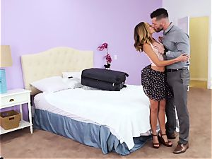 mind-blowing sis just wants to fuck her stepbrother