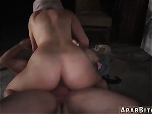 Arab stud milky doll and muslim housewife Aamir s Delivery