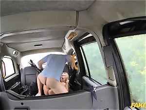 fake cab pornographic star makes debut in london cab