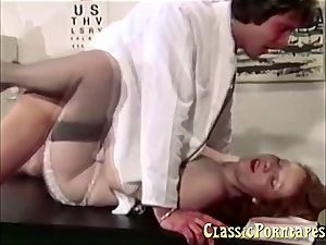 insane physician romps her patient and her nurse