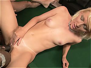 Alexa is a vengeful bitch that gets penetrated by rugged knobs