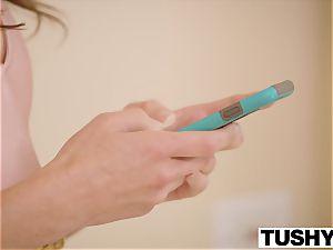 TUSHY Riley Reid and Adriana Chechik rectal gapes