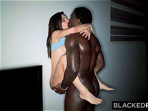 BLACKEDRAW Abella Danger Has The horniest big black cock orgy EVER