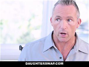 DaughterSwap - I pummeled My pals daughter