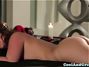 marvelous Maddy O'Reilly gets her ginger cunt railed