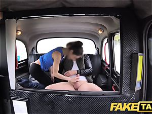 fake taxi Russian unshaved cunt congenital bumpers