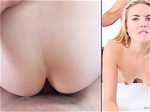Keira Nicole shows her talents at her casting