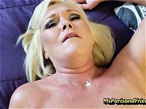 Ms Paris Rose in barred elations