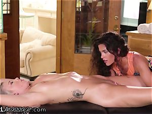 AllGirlMassage Clitoral massage indeed Helps With anguish