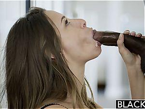 BLACKED My gfs torrid sista Cassidy Klein luvs big black cock