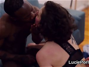 unexperienced lezzie beauties get their slim vags gobbled and banged