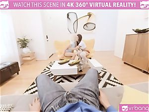 VR pornography - JOSELINE KELLY MY SISTERS red-hot friend poke