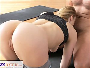 FitnessRooms dirty yoga lecturer wonderful sport model