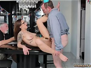 Deep anal nubile and elder granny pee xxx Let s party you playfellow s sons of breezies!
