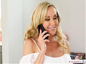 Brandi love - hotwife wifey humped rigid