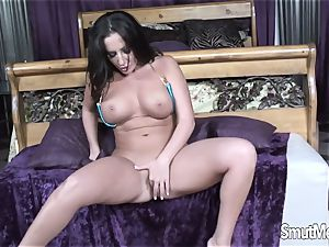 super-steamy Blooded cougar Blows and tears up a meaty knob