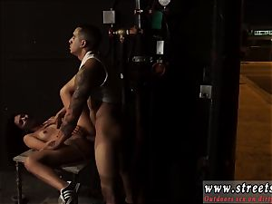Monster cock bondage and tough fisting smallish, inked, and very pretty, Gina Valentina