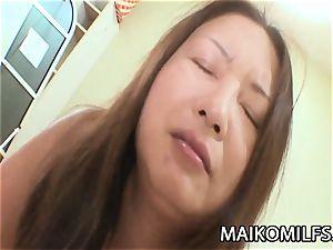 Miyoko Nagase - obese JAV Mature hump With A Stranger