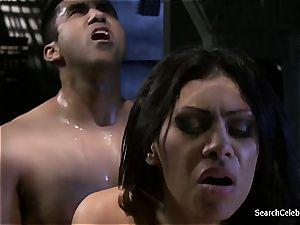sweetie Cassandra Cruz well-prepped to deep-throat some meaty manhood