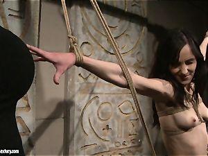 Mandy Bright sizzling mega-bitch truss a super hot honey naked assets