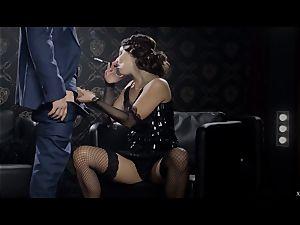 xCHIMERA - Hungarian Amirah Adara fetish internal ejaculation pummel