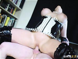 lovemaking victim ravages his mature domina ginormous bootie