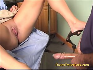 Insemination at the Trailer Park clinic